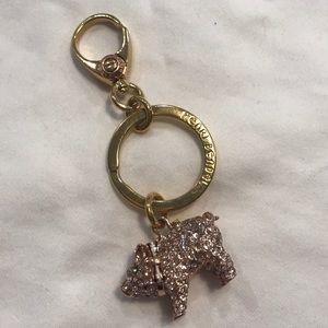 Henri Bendel Henrietta Pig Key chain